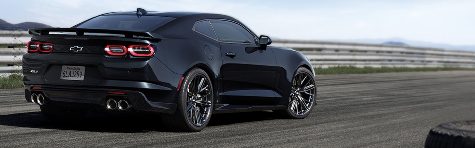 2019 Chevy Camaro | Specs and Features | in Lincoln, serving
