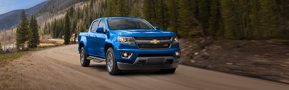 2019 Chevy Colorado | Features & Review | Scottsdale ...