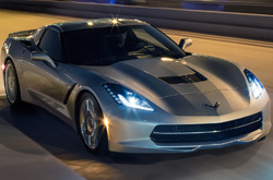 compare 2019 Chevrolet Corvette
