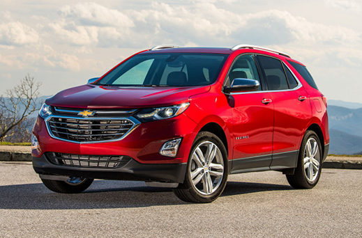 2019 Chevrolet Equinox   Features & Review   Springfield