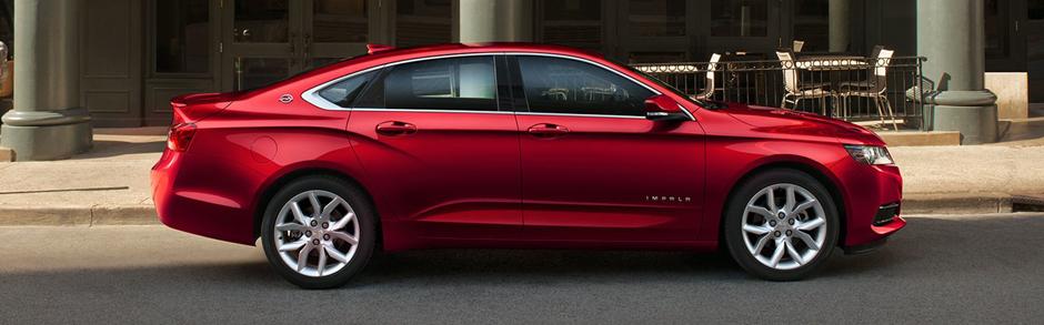 2019 Chevrolet Impala | Features & Review | Evansville ...