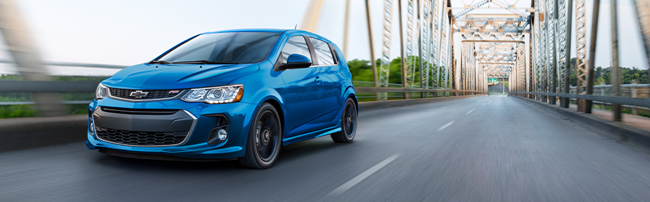 2019 Chevrolet Sonic Model Review Specs Features