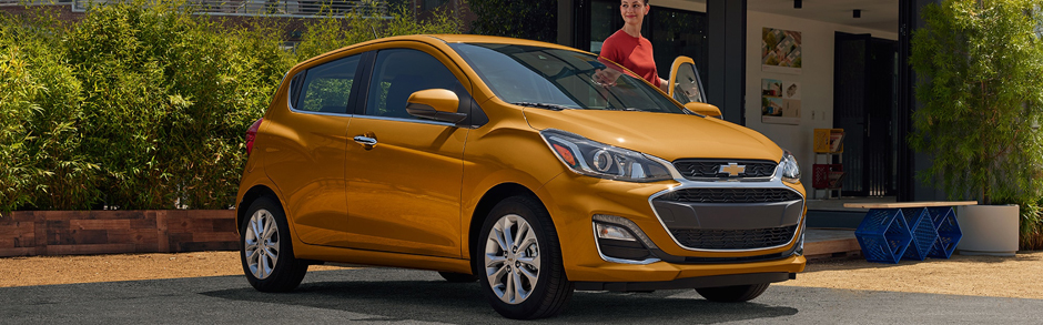 2019 Chevy Spark Model Review Specs And Features In Springfield