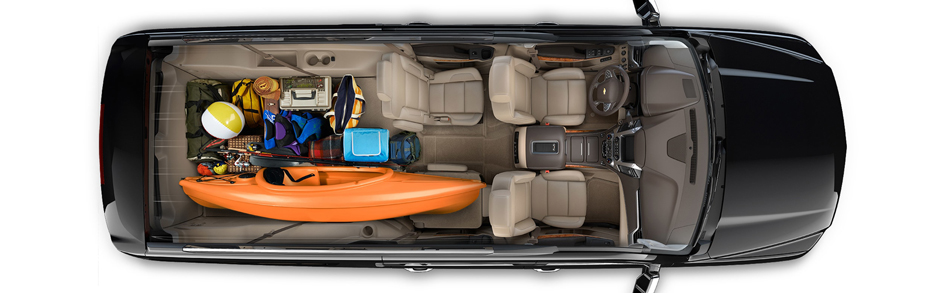 Chevy Suburban Seating >> 2019 Chevrolet Suburban Specs And Features In Arlington Serving
