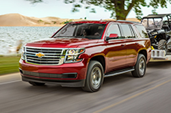 compare 2019 Chevrolet Tahoe