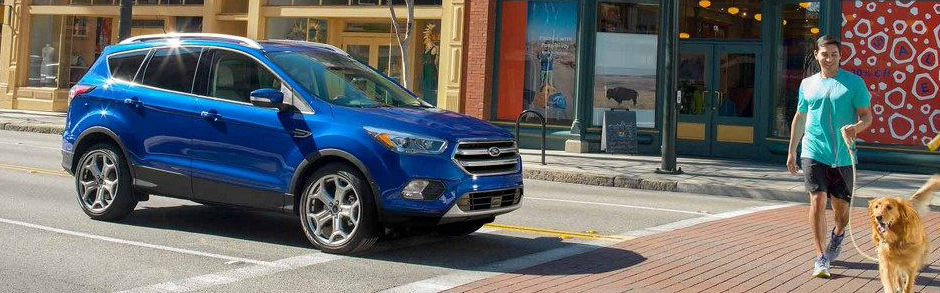 Ford Escape Model Review