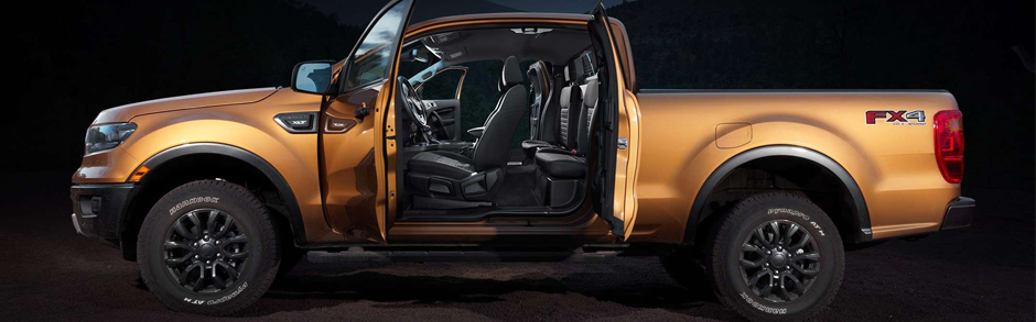 2019 Ford Ranger Specs Features In Mesquite Serving Dallas Tx