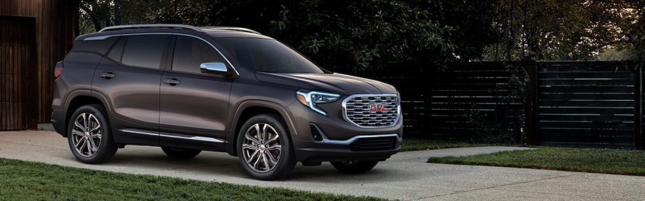 2020 GMC Terrain SLT, Changes, Redesign >> 2019 Gmc Terrain Model Review Specs And Features Scottsdale
