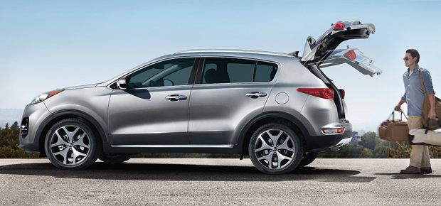 2019 Kia Sportage Model Review Specs And Features In