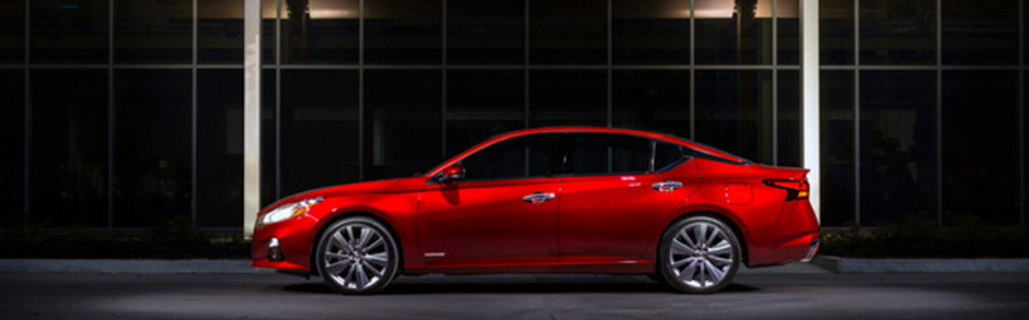 2019 Nissan Altima Model Review | Specs and Features | Mesquite