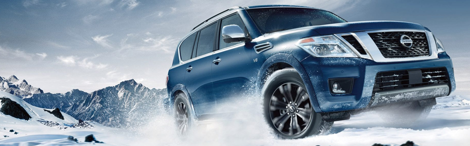 Nissan Armada Mpg >> 2019 Nissan Armada Specs And Features In Decatur Serving