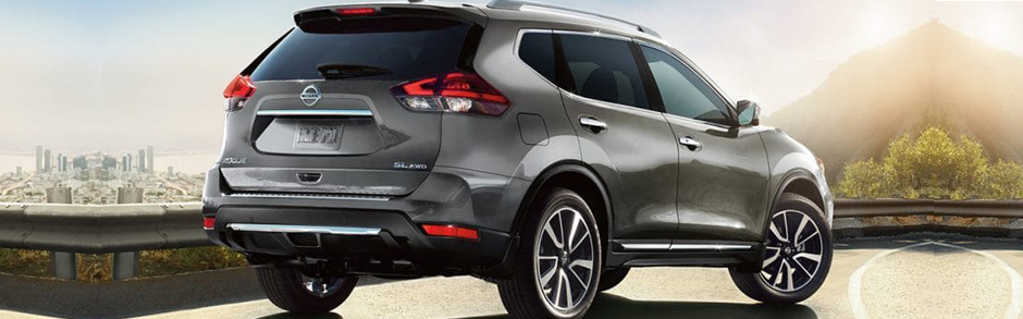 2019 Nissan Rogue Model Review