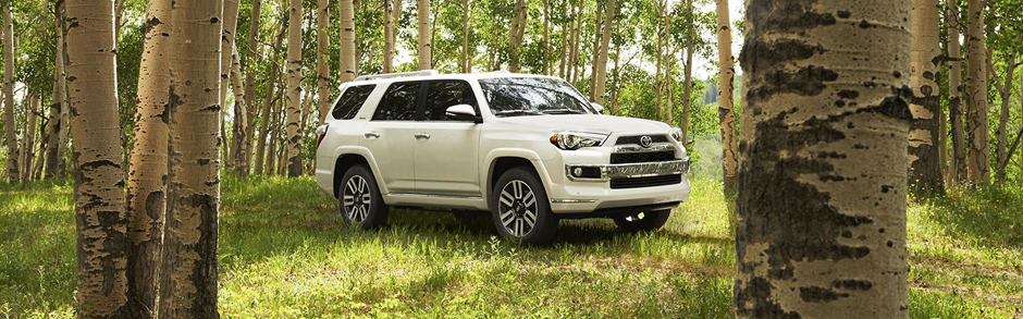 2019 Toyota 4Runner Model Review | Specs and Features | in