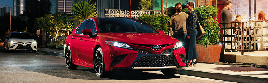 2019 Toyota Camry Performance Trims Amp Features In