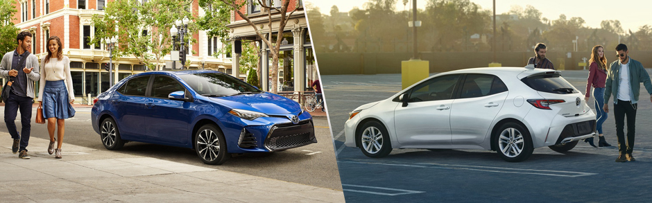 2019 Toyota Corolla Model Review Specs And Features Springfield