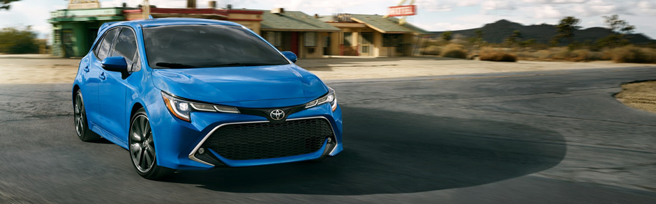 2019 Toyota Corolla Model Review Specs And Features Arlington