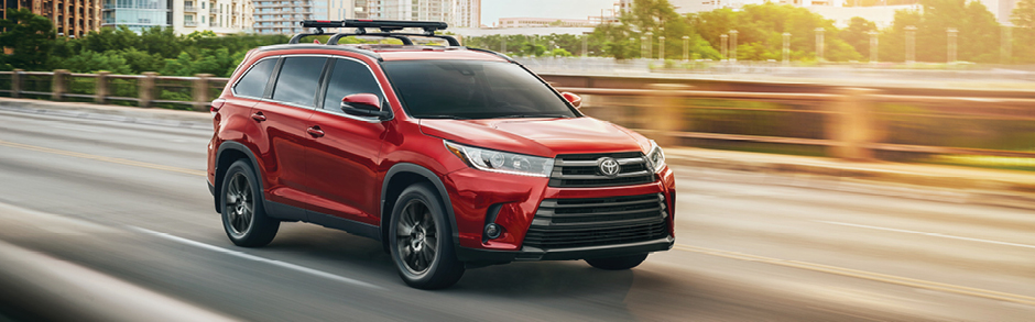 2019 Toyota Highlander Model Review