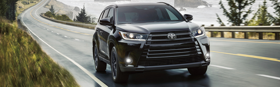 2019 Toyota Highlander Specs And Features Evansville Serving