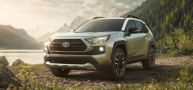 Kenny Kent Toyota >> 2019 Toyota RAV4 Model Review | Specs and Features | Evansville Near Newburgh, IN