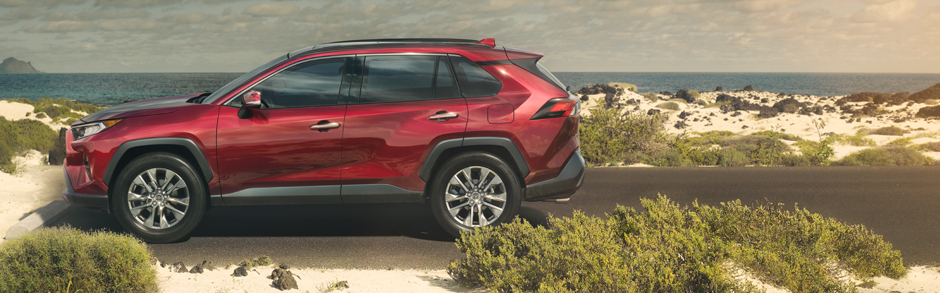 2019 Toyota Rav4 Model Review Specs And Features Near Phoenix