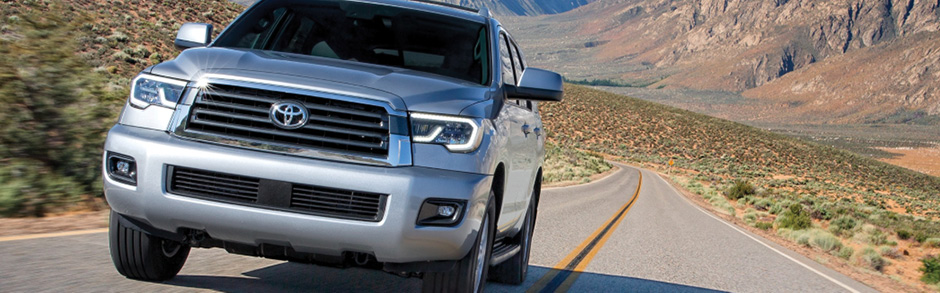 2019 Toyota Sequoia Specs And Features In Phoenix