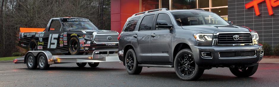2019 Toyota Sequoia: News, Specs, Price >> 2019 Toyota Sequoia Specs And Features Dallas Serving