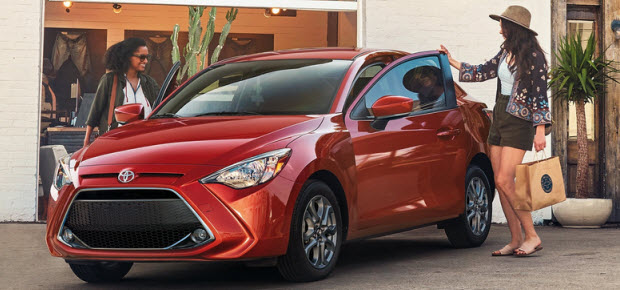 2019 Toyota Yaris | Specs and Features | in Evansville IN, near