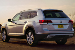 compare SUVs like 2019 Volkswagen Atlas