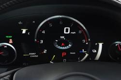 2020 Acura NSX Speedometer