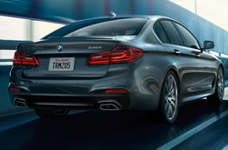 Research 2020 BMW 5 Series