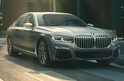 Research 2020 BMW 7 Series