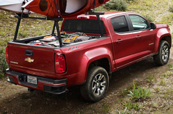 compare 2020 Chevrolet Colorado