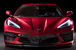 compare 2020 Chevrolet Corvette