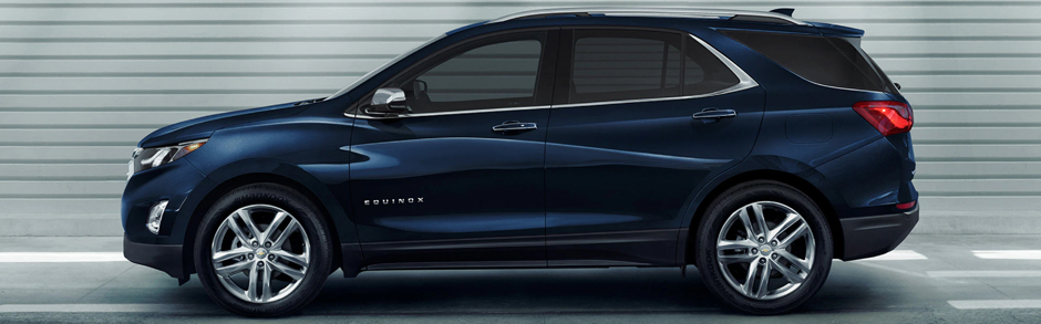 2020 Chevy Equinox | Features & Specs | in Scottsdale ...