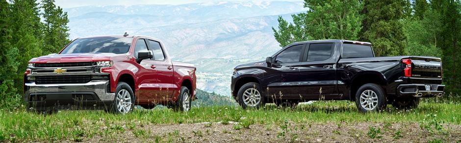2020 Chevy Silverado   Features & Specs   in Scottsdale ...