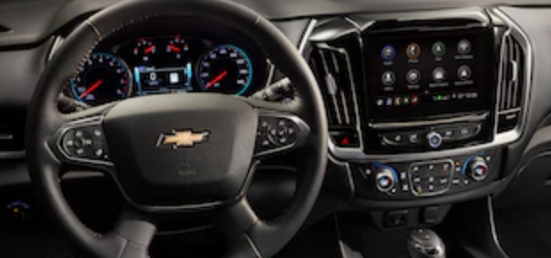2020 Chevrolet Traverse Interior