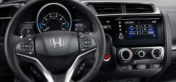 2020 Honda Fit Interior