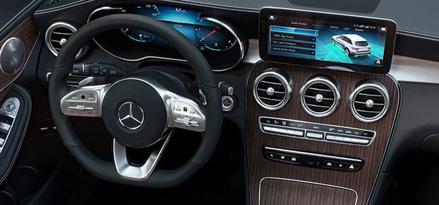 2020 Mercedes-Benz GLC Interior