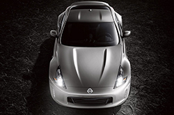 2020 Nissan 370Z Exterior Front
