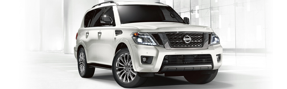 2020 Nissan Armada Features Review In Peoria