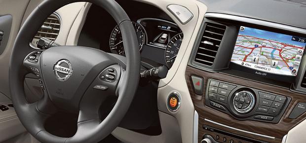 Get Nissan Pathfinder Interior Parts