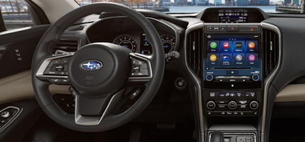2020 Subaru Accent Interior