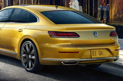 Compare cars like the 2020 Volkswagen Arteon