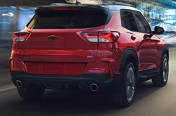 Compare 2021 Chevrolet Trailblazer