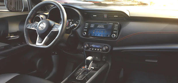 Nissan Kicks Infotainment