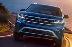 compare SUVs like 2021 Volkswagen Atlas